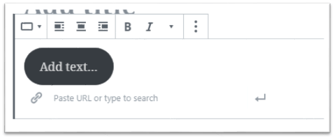How to create a button in WordPress