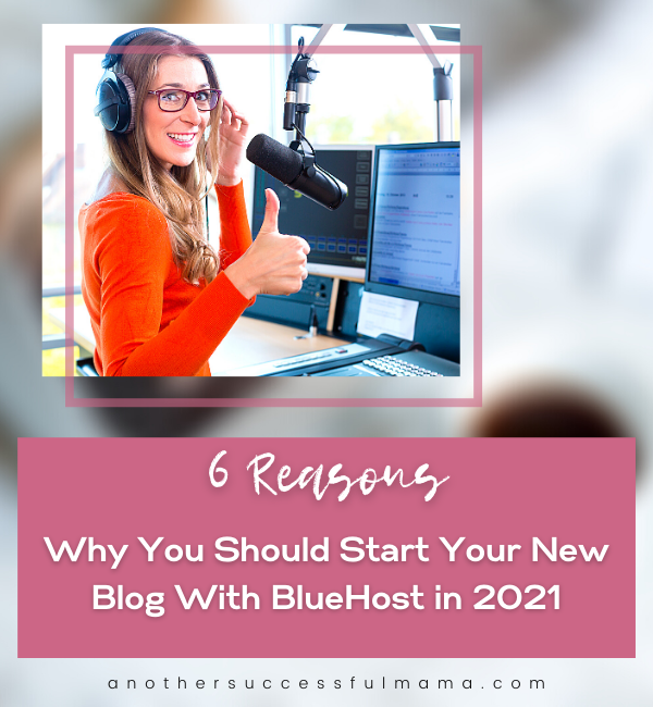 why you need a bluehost blog