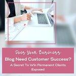 business customer success