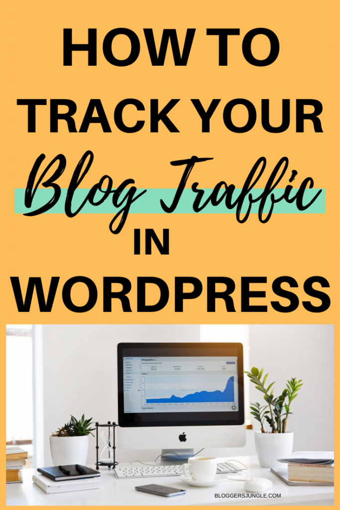 How to track your blog traffic in WordPress