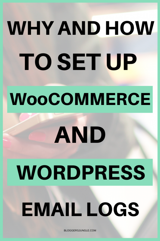 Setting up email logs for your WooCommerce and WordPress site will help you track important emails and help you get organised. Find out how to set up email logs