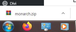Monarch zip file