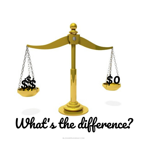 What's the difference between a paid and a free plugin