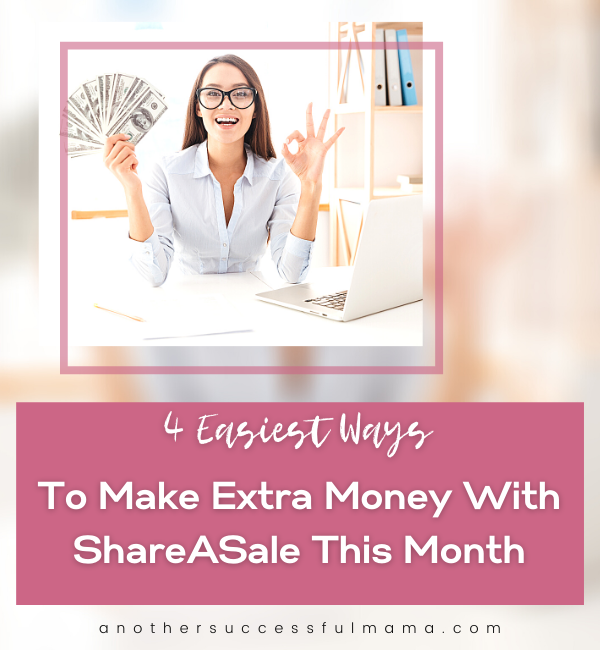 easy ways to earn with shareasale