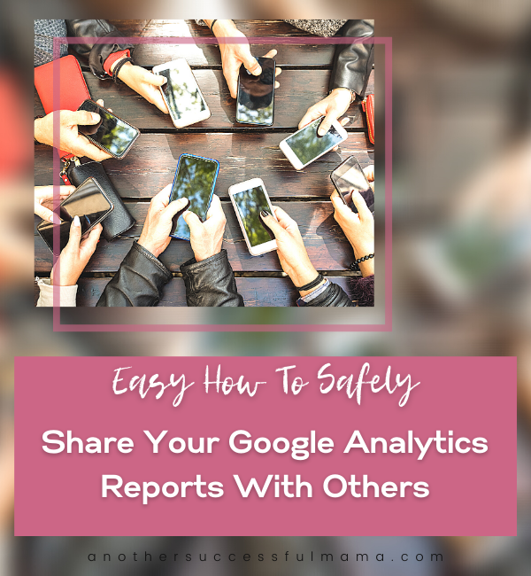 share google analytics report with your team
