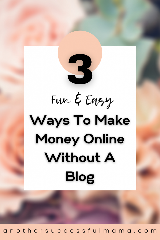 fun and easy ways to make money online