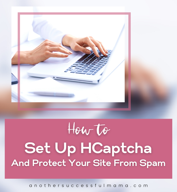 a guide to set up hCaptcha in WordPress